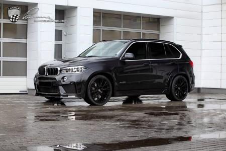 Новый обвес для BMW X5 (F15) от Lumma Design