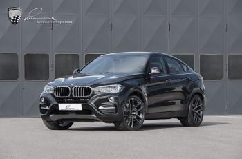 Тюнинг BMW X6 (F16)