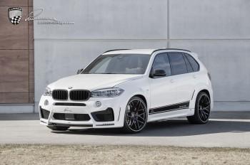 BMW Lumma CLR X 5 RS