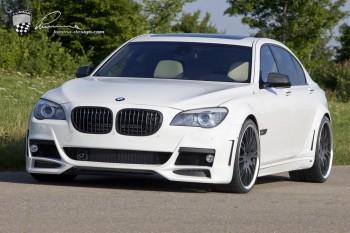 BMW Lumma CLR 750