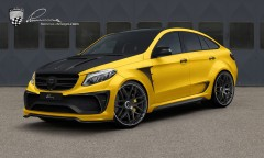 Mercedes GLE Coupe CLR G800