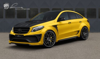 Mercedes GLE Coupe CLR G800