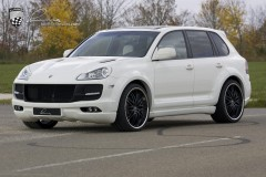 PORSCHE LUMMA CLR 550 R