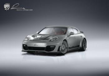 Porsche Lumma CLR 700 GT