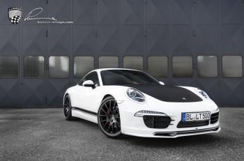 Porsche Lumma CLR 9 S