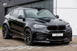 Обвес CLR X6 R – тюнинг пакет Lumma для BMW X6 (F16)
