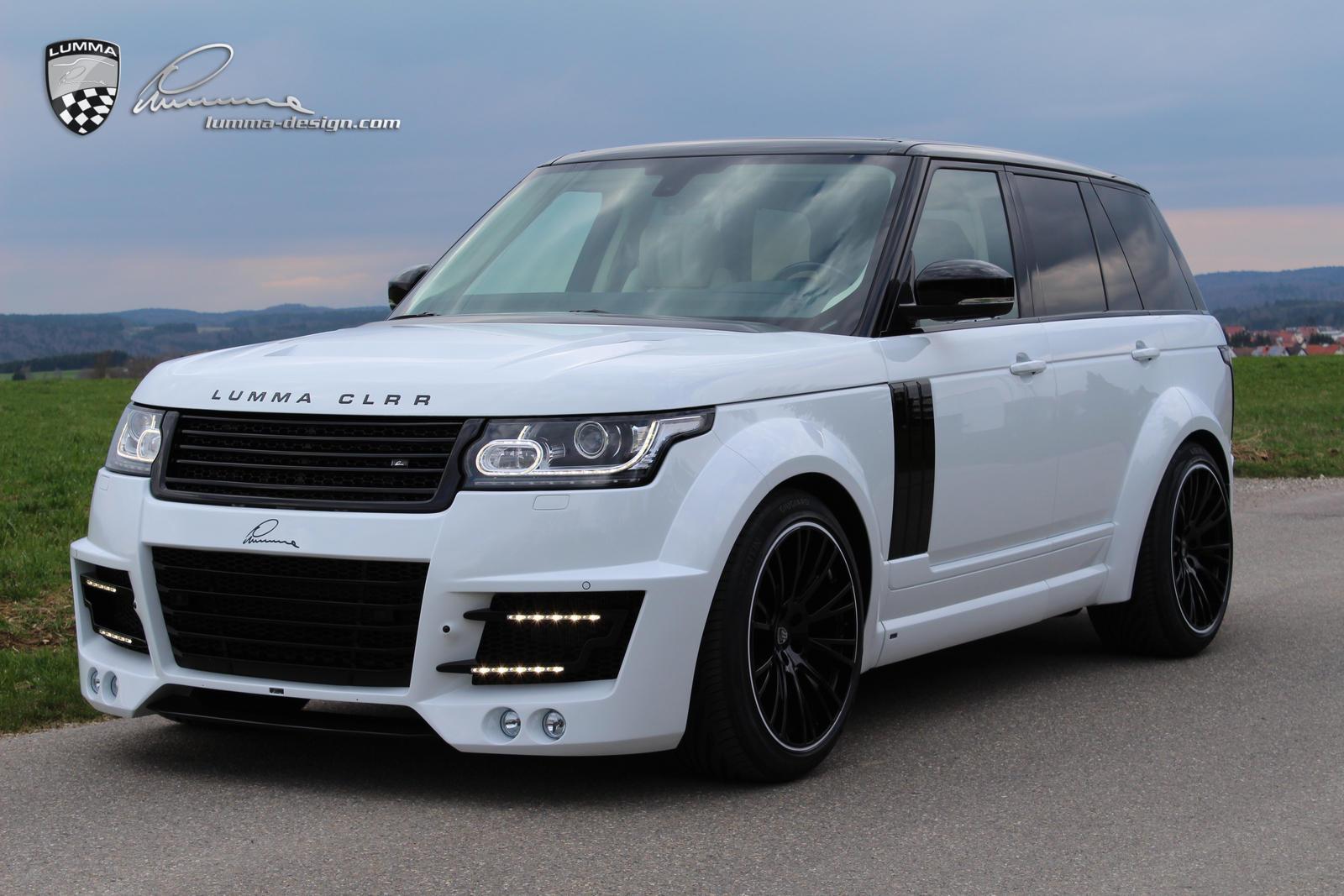 Lumma Clr R Dlya Tyuninga Range Rover Obves Na Range Rover